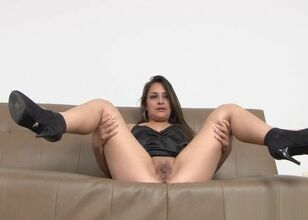 Fernanda hot cumshot